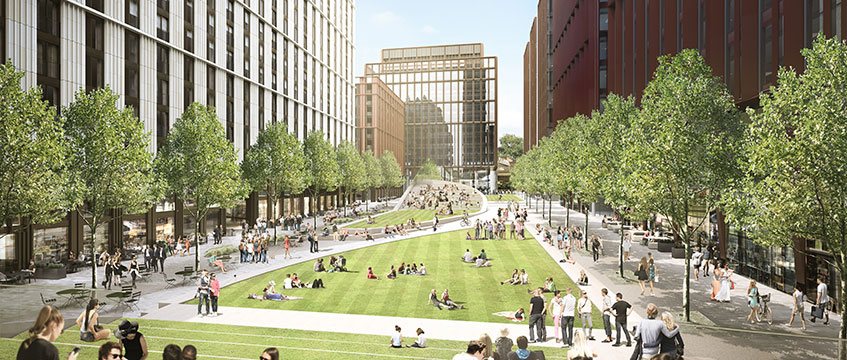 Circle Square, Manchester