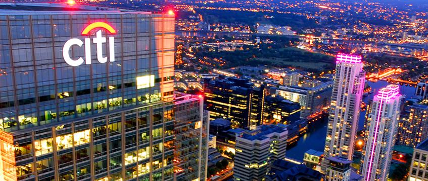Citigroup Canary Wharf