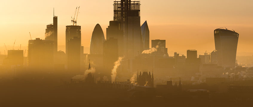 London From The Rooftops/Rex/Shutterstock