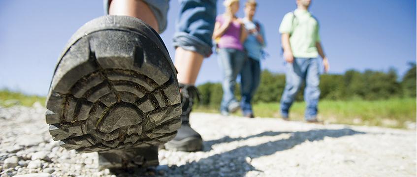 Walking boot ©Denkou Images/REX/Shutterstock