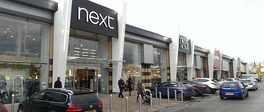 Westside Retail Park, Guiseley