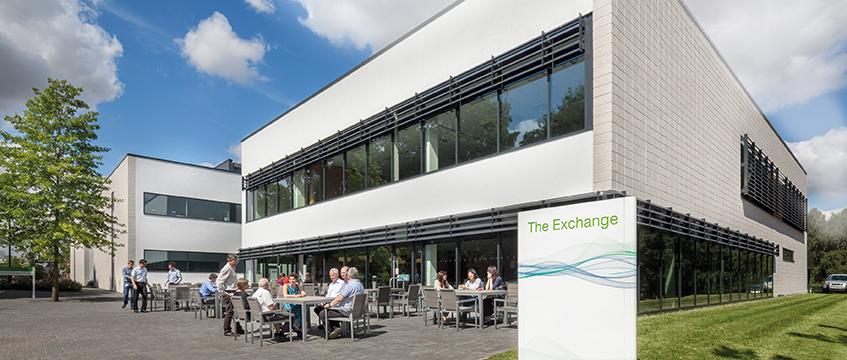 Unilever Exchange building, Colworth