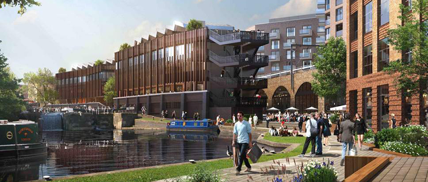 Hawley Wharf Camden