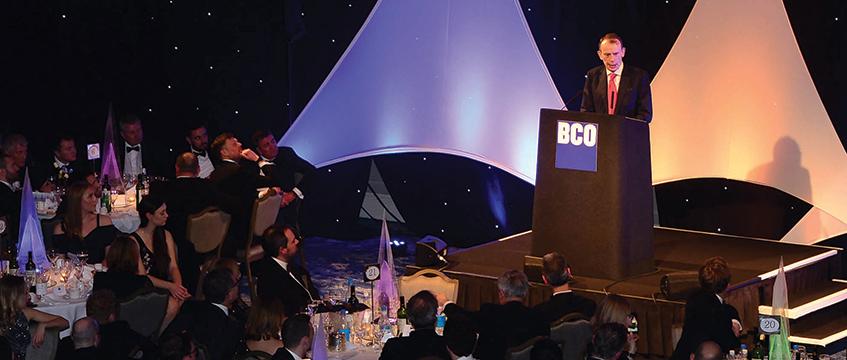 BCO Annual Dinner 2019, Andrew Marr