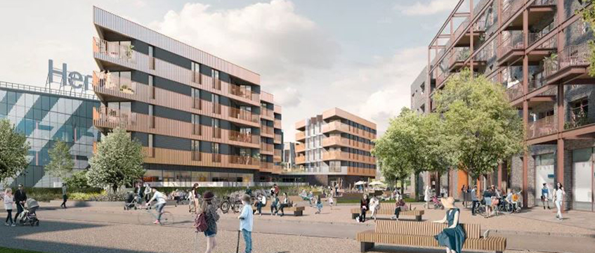 UNCLE development Southall