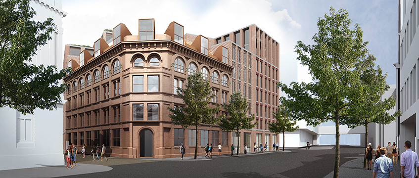 The Sixth Belfast