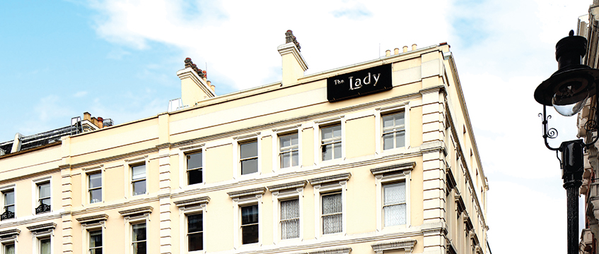 The Lady HQ, Covent Garden