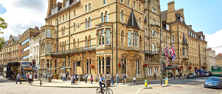 Macdonald Randolf Hotel Oxford