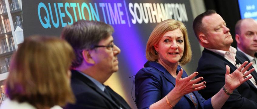 Southampton Question Time 2019