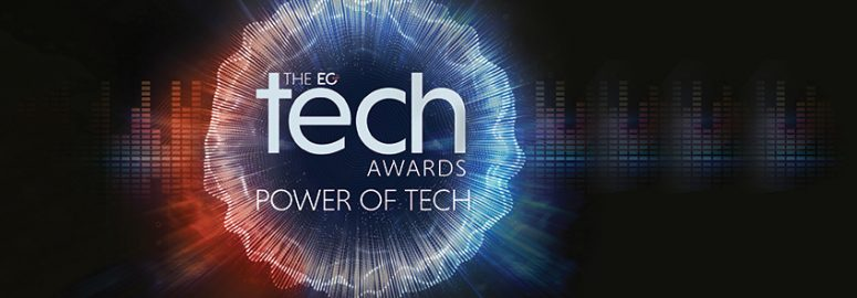 EG Tech Awards logo 2019