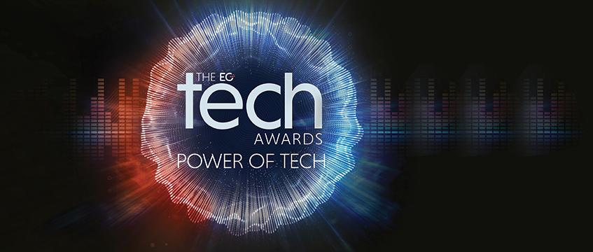 EG Tech Awards logo 2019