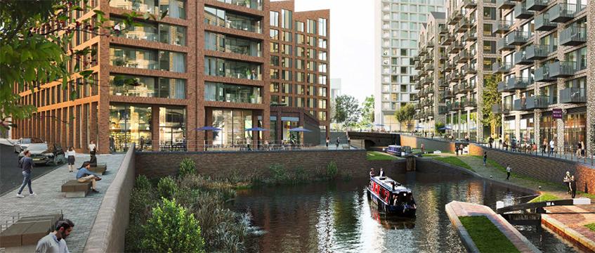 Eastside Locks Birmingham
