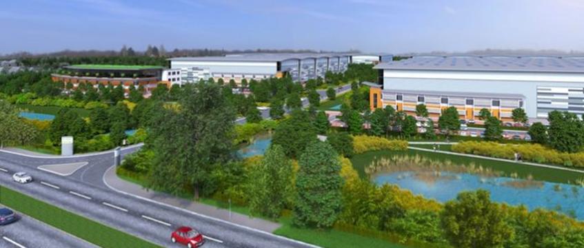 Enderby Logistics Hub