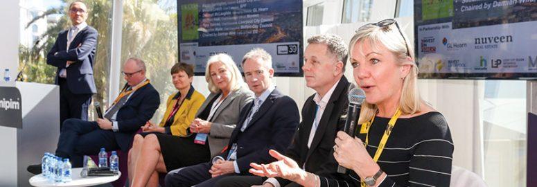 MIPIM Partnership Power panel