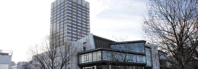 ITV studios South Bank