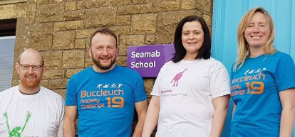 Buccleuch at Seamab School