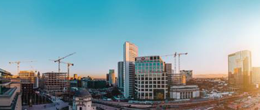 West Midlands construction