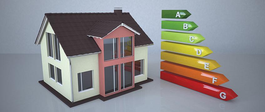 energy-saving house