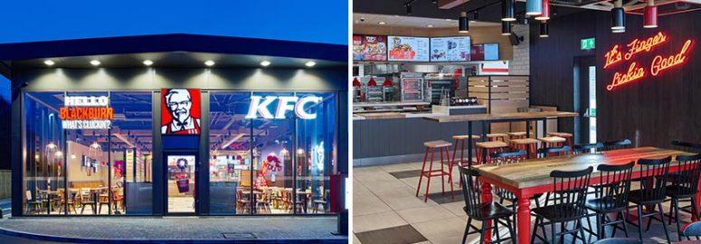 KFC sets 1,000-restaurant goal by 2020