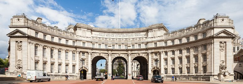 Plans in for £500m Admiralty Arch hotel