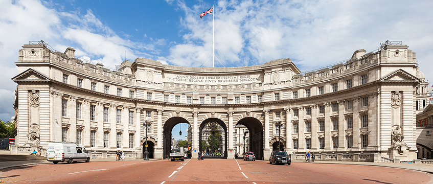Admiralty Arch London