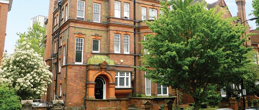 Hampstead property