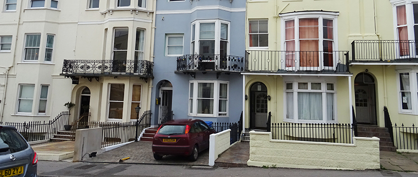 Brighton Hotel offered by Strettons in May sale