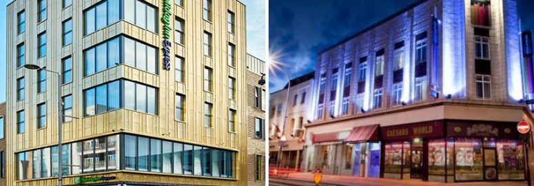 24d62b6de025c Christie & Co has been appointed to market a group of three London hotels,  seeking offers in excess of £46m. It is selling the Seraphine Hammersmith  Hotel, ...