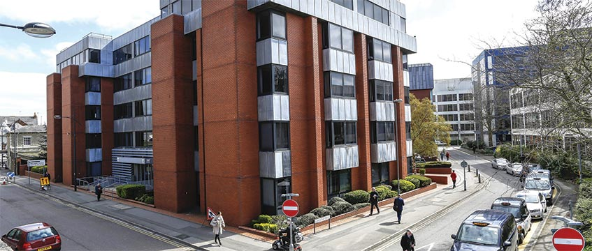 Swindon office lot