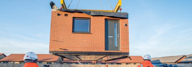 PfP and ilke ink £100m modular homes deal