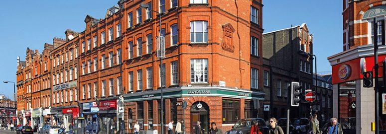 Lloyds Bank Camden NW1