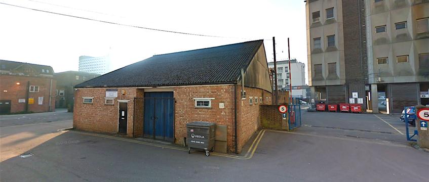 Watford shed