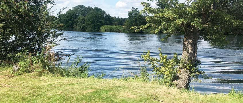 Thameside Marlow plot