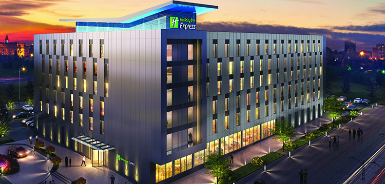 Trafford City Holiday Inn