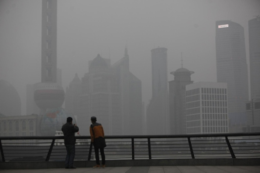 Shanghaismog