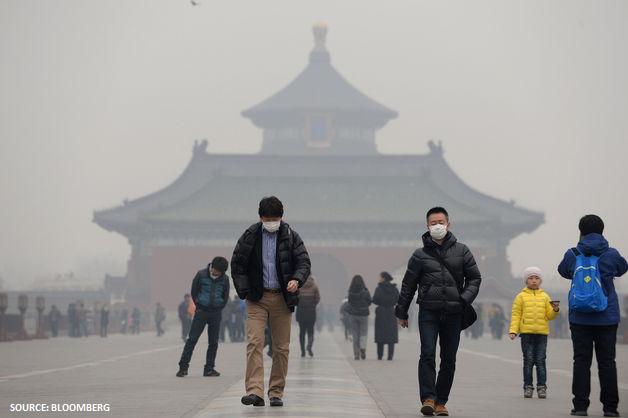 Beijing pollution Feb14