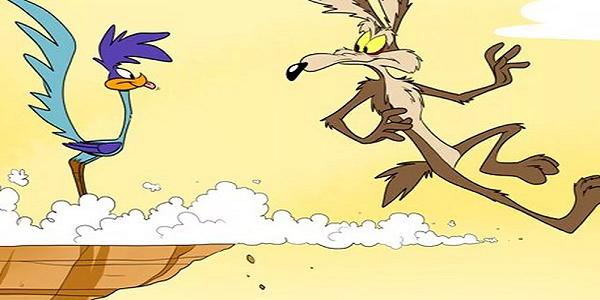 Stock markets risk Wile E. Coyote fall despite Powell's rush to support the S&P 500