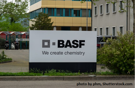 BASF prepares its UK supply chain for Brexit