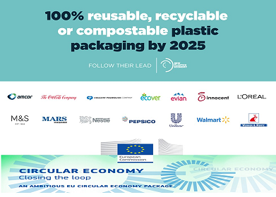 There's a great future for the European plastics industry in recycled plastic