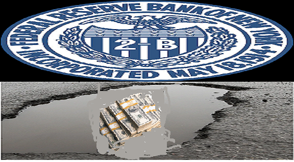 "$50bn hole appears in New York financial markets – Fed is ""looking into it"""