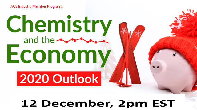 ACS Chemistry & the Economy webinar on Thursday