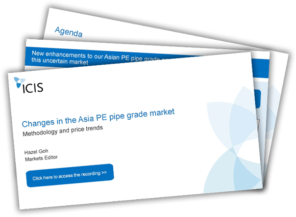 Featured video: Price volatility in Asian and Chinese PE