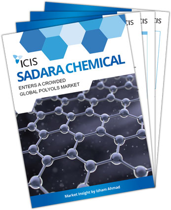 Sadara Chemical enters a crowded global polyols market