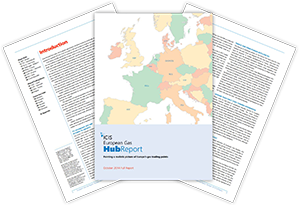 ICIS European gas hub report