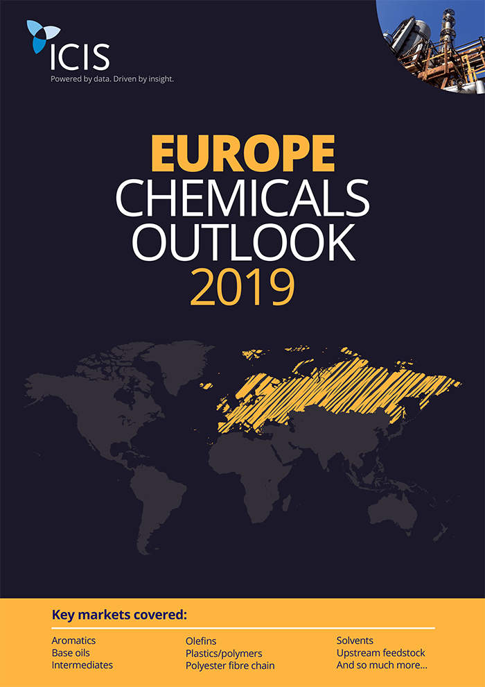 Europe Chemicals Outlook 2019