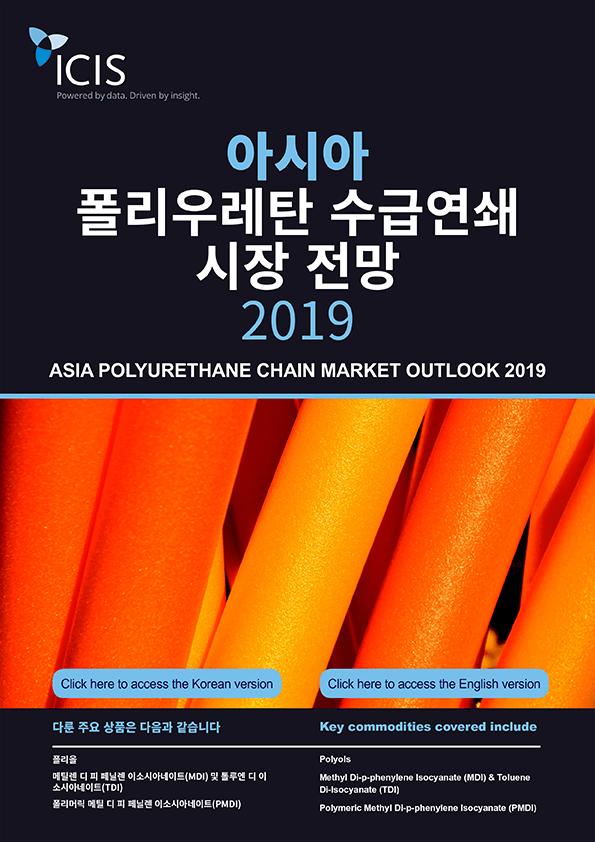 Asian Polyurethane Chain Outlook 2019 - ICIS Explore