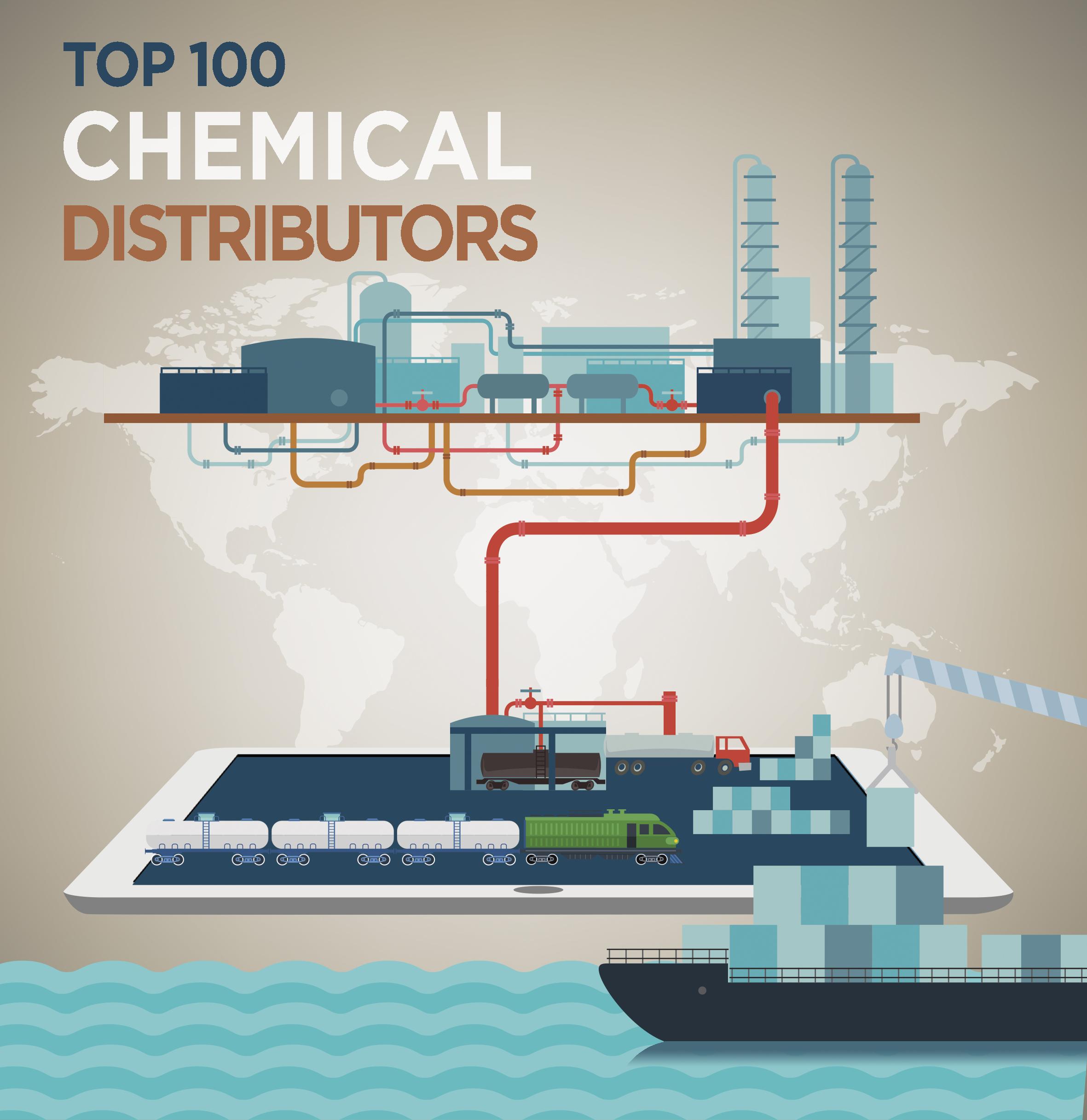 ICIS Top 100 Chemical Distributors Ranking – 2019 - ICIS Explore