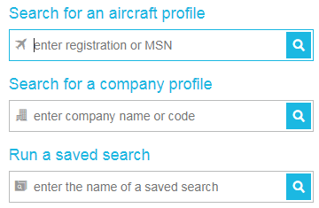 Finding your Saved Search