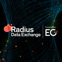 Radius Data Exchange graphic