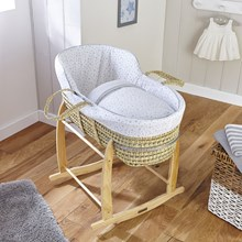 Browse our contemporary range of High Top® Palm Moses Baskets.